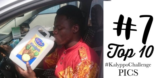 Kalyppo Challenge -  Litre Challenge