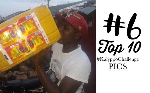 Kalyppo Challenge -  Gallon Challenge