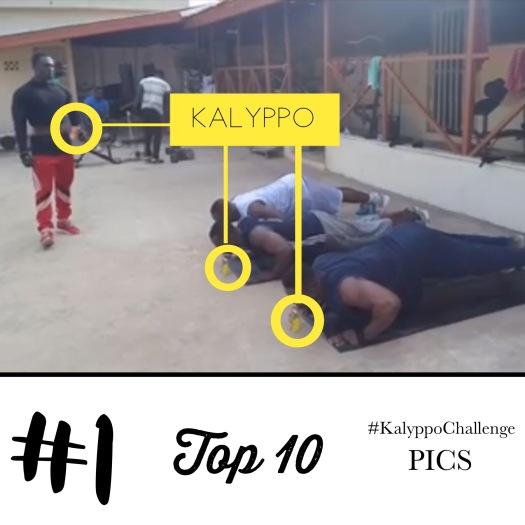 Kalyppo Challenge -  Kalyppo  Pushup