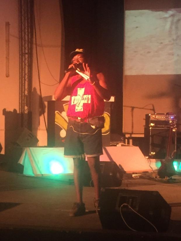 Daniel Quist - Nuse Concert MC